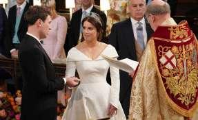 REINO UNIDO.- Eugenia de York es la hija menor de príncipe Andrés y Sarah Ferguson y novena en sucesión. Foto: AFP