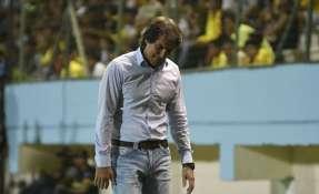 El entrenador de Barcelona habló sobre lo duro que será su rival del sábado. Foto: API