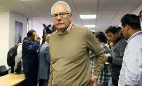 Mauricio Anderson tenía una notificación de destitución de la Contraloría. Foto: Archivo Medios Públicos