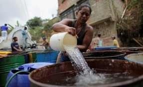 Habrá corte de agua este miércoles en Guayaquil. Foto: AP
