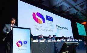 El encuentro firmó la Declración de Libertad de Expresión Digital