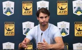 El tenista español fue intervenido de una artrocospia en el tobillo derecho. Foto: Anne-Christine POUJOULAT / AFP
