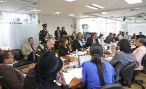 Las denuncias aguardan ser resueltas por la justicia. Foto: Asamblea