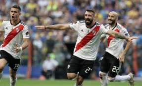 El campeón de la Copa Libertadores se definirá en cancha de River Plate. Foto: AFP