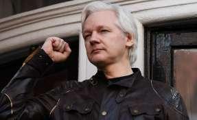 INGLATERRA.- El fundador de WikiLeaks habría sido inculpado de amenaza contra la libertad de prensa. Foto: AFP