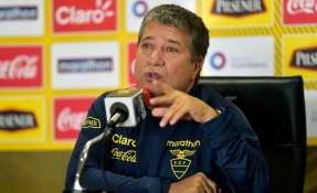 El 'Bolillo' manifestó que existe más credibilidad de los jugadores hacia el cuerpo técnico. Foto: AFP