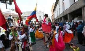 Las fiestas de Quito comenzaron este miércoles