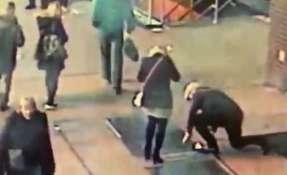 La policía hizo limpiar el anillo, antes perdido en una alcantarilla. Foto: NYPD