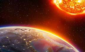 La humanidad está en una carrera por detener el cambio climático. Foto: Getty