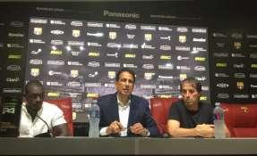Oswaldo Minda y Segundo Castillo se retiran del fútbol. Foto: API