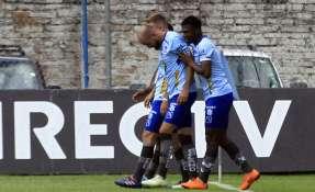 El equipo ambateño venció al Independiente del Valle 1-0 en Sangolquí. Foto: API