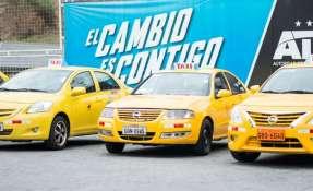 GUAYAQUIL, Ecuador.- ATM y 7 cooperativas se juntaron para brindar este servicio a la ciudadanía por festividades. Foto: ATM