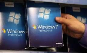 Windows 7 fue lanzado en julio de 2009 y sigue activo en el 30% de las computadoras de todo el mundo.