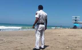 Los uniformados trabajaban en las provincias de: Guayas, Santa Elena, Manabí y El Oro. Foto: Armada (referencial).