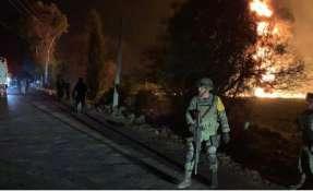 Tras reportarse la fuga se envió a la zona al Ejército mexicano.