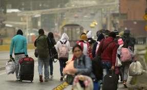 Feminicidio en Ecuador endurece control para migrantes venezolanos. Foto: AFP - Archivo