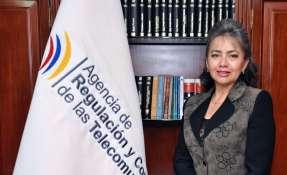 QUITO, Ecuador.- Resolver observaciones de Contraloría sobre concurso de frecuencias es una de sus tareas. Foto: Twitter