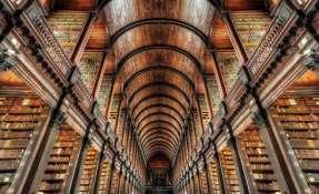 9 datos sorprendentes sobre las bibliotecas.