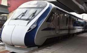 Luego de arrollar al animal, la locomotora se quedó sin luz. Foto: @RailMinIndia