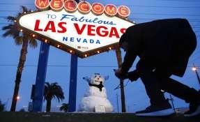 """El norte de Arizona será castigado por una tormenta """"fuera de lo común"""". Foto: AP"""