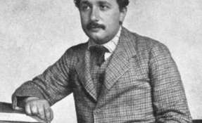 ¿Sabías que Einstein tenía solo 26 años cuando creó la teoría de la relatividad especial?