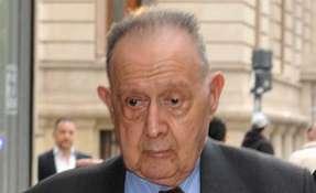 Osvaldo Raffo fue hallado sin vida y con un balazo en la bañera de su casa. Foto: pagina12.com.ar