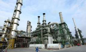ECUADOR.- Este convenio incluirá mejoras en las instalaciones de la refinería de Esmeraldas. Foto: Archivo