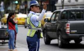 900 agentes de tránsito en Guayaquil por comicios. Foto: Archivo - Referencial