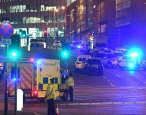 La policía afirma que el ataque fe ejecutado por un atacante suicida.