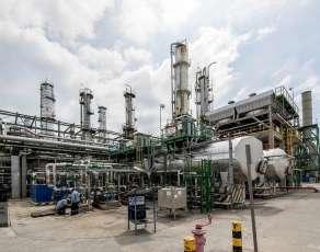 ESMERALDAS, Ecuador.- Lenín Moreno recorrió las instalaciones de la Refinería. Jorge Glas refutó declaraciones. Foto: Archivo