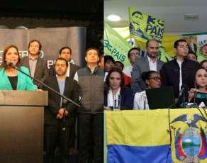 """Mencionaron que se reservan medidas para """"precautelar"""" el movimiento oficialista. Foto: AP / El Ciudadano"""