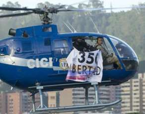 Varios muertos y cinco detenidos en operación contra piloto Óscar Pérez en Venezuela. Foto: Archivo