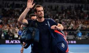 El tenista escocés perdió en primera ronda ante Roberto Bautista tras 5 sets. Foto: SAEED KHAN / AFP