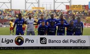 El delantero ecuatoriano reemplazaría a Daniel Angulo quien inició ante Aucas. Foto: API