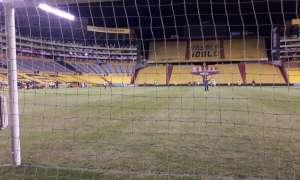 Estadio de Barcelona Sporting Club.