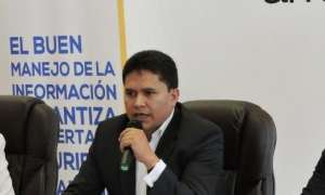 Presidente designó a Jorge Costa Palacios como reemplazo en la Senain. Foto: Archivo