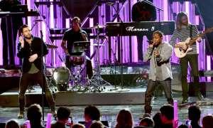 La banda cantará junto a los locales Big Boi y el rapero Travis Scott. Foto: AFP