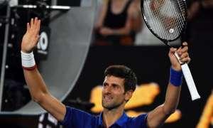 El número uno del mundo y la tenista estadounidense vencieron en primera ronda. Foto: Paul Crock / AFP