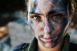 Soldado IDF de 18 años