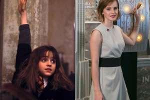 EMMA WATSON La intérprete de Hermione Granger es embajadora de buena voluntad de la ONU y en 2014 se graduó de la prestigiosa Brown University. Aunque no tiene rodajes pendientes en 2016, seguirá apareciendo en la pantalla grande con tres estrenos venideros, entre ellos Beauty and the Beast de Disney