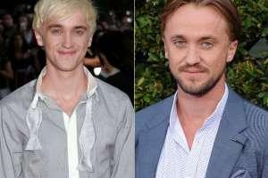 TOM FELTON El actor hizo el papel de Draco Malfoy, archienemigo de Harry Potter, a través de las ocho películas de la serie. Tiene previsto actuar en la próxima entrega de la saga de Star Wars, que se planea estrenar en el 2018