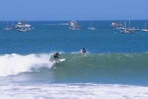Además, en las playas como Cabo Blanco en Piura o Punta Sal en Tumbes sus perfectas olas y vientos fuertes hacen que estas zonas sean ideales para realizar el kitesurf y windsurf.