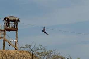 Se recomienda realizar este deporte por la mañana ya que no hay presencia de vientos // Mancora