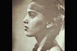Una foto de la abuela de Jessica Alba cuando era joven, ¿copias idénticas no?