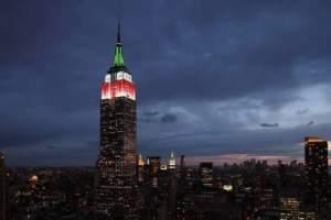 El edificio Empire State en Nueva York