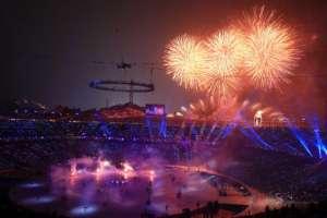 Apertura de los Juegos de Invierno 2018