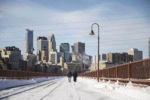 Minnesota, Estados Unidos. Foto: AFP