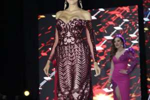 Geovanna Parraga Arellano, de Guayaquil, tiene 25 años.