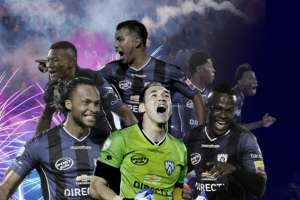 Ecuador recibe a Independiente del Valle como verdadero campeón.