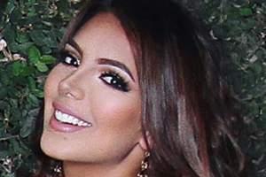 La bella ecuatoriana destaca en redes sociales por su participación en el certamen. Foto: Instagram Connie Jiménez.